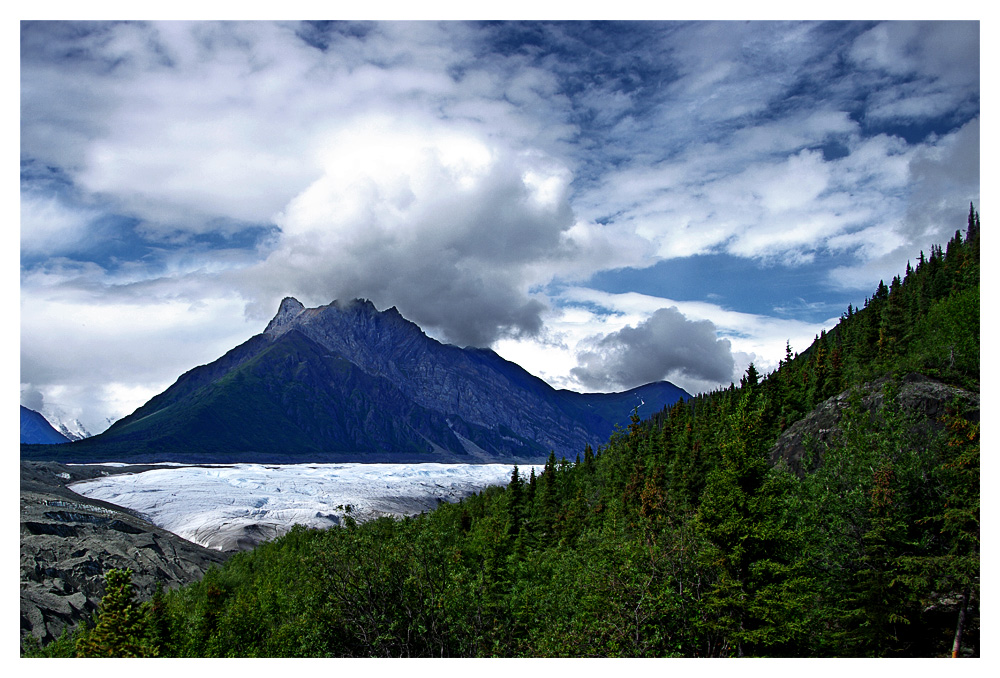 Kennicott Glacier Trail: #2