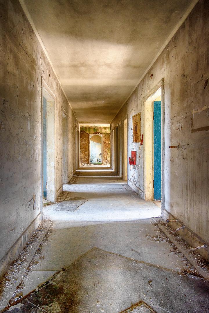 Kent School (Lost Place)