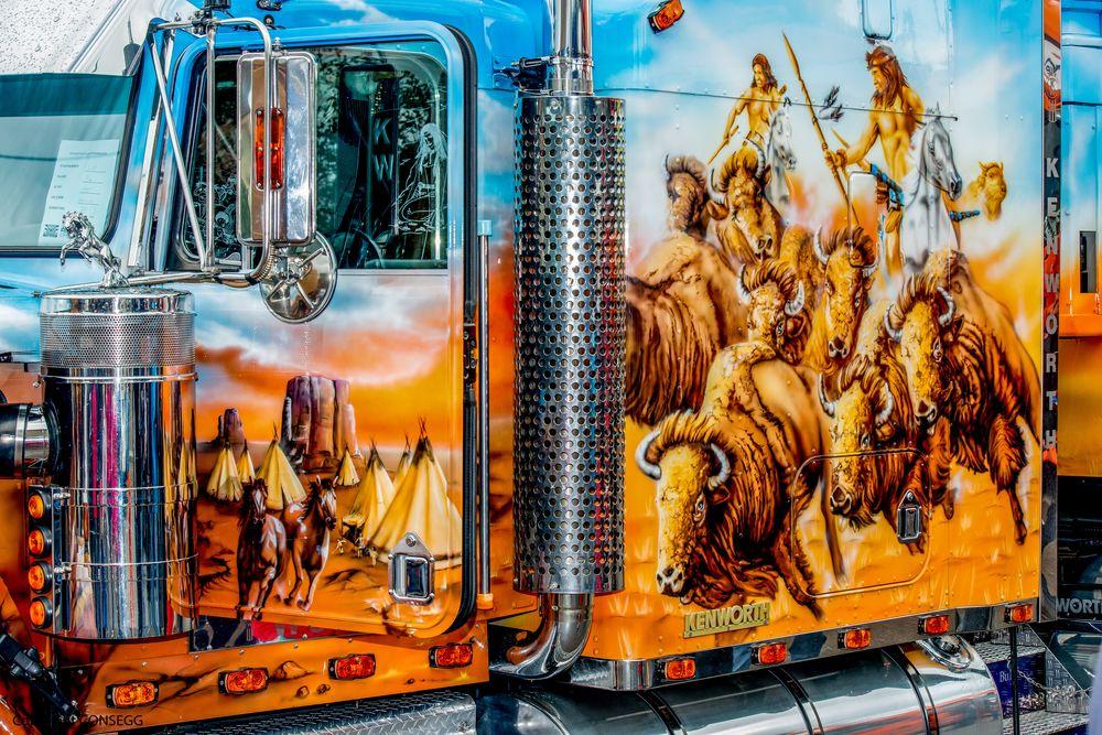 Outstanding Kenworth Truck W900 Foto Bild Autos Zweirader Lastkraftwagen Wiring 101 Bdelwellnesstrialsorg