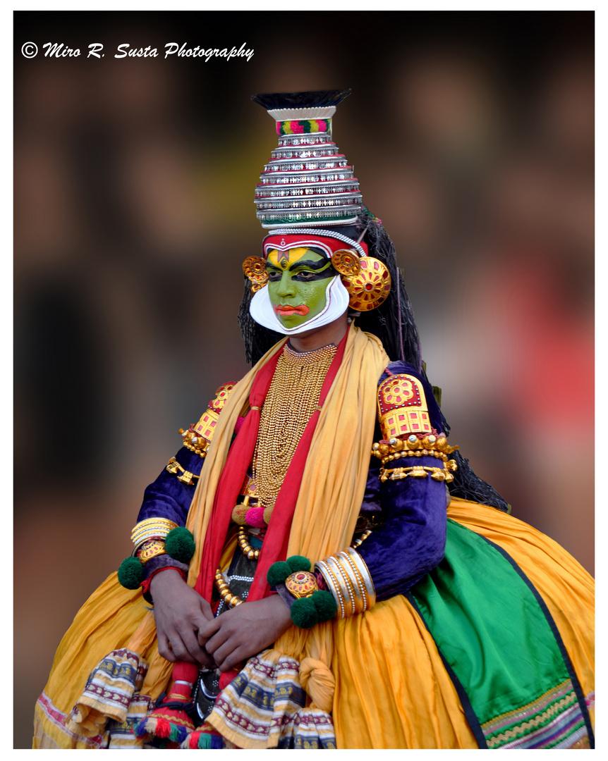 Kerala Dancer