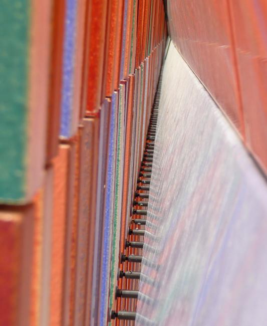Keramik-Fassade