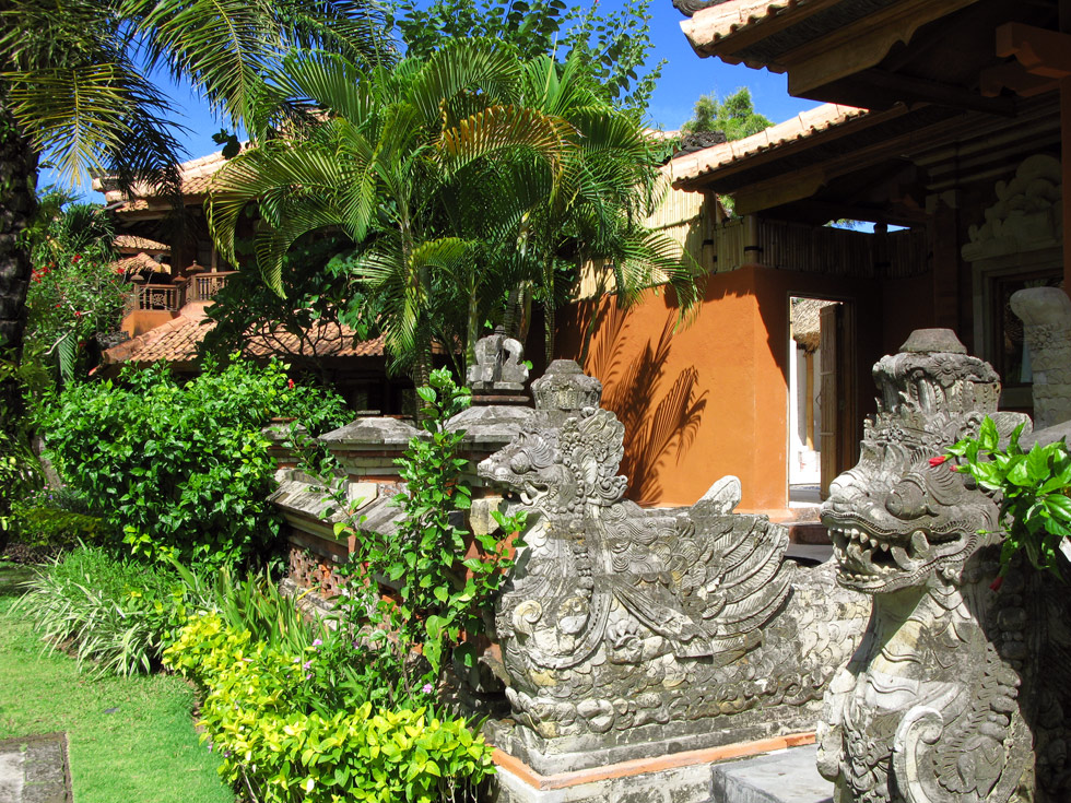 Keraton Jimbaran Resort Bali/ Indonesia