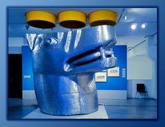 Kerberos in der Berlinischen Galerie