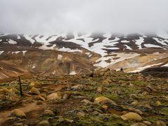 Kerlingarfjöll-Gebirge