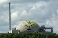 Kernkraftwerk Unterweser