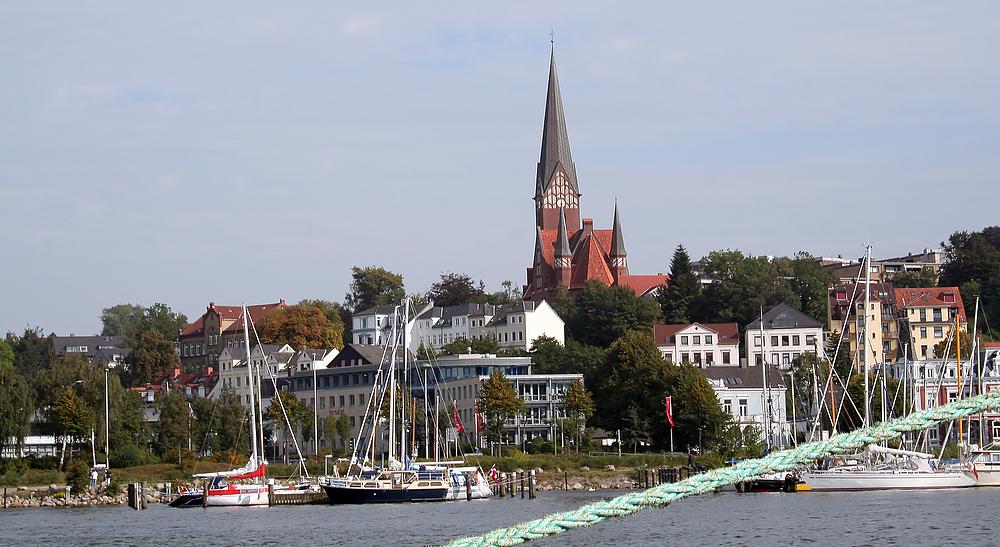 Kerstin läßt aus Flensburg grüßen