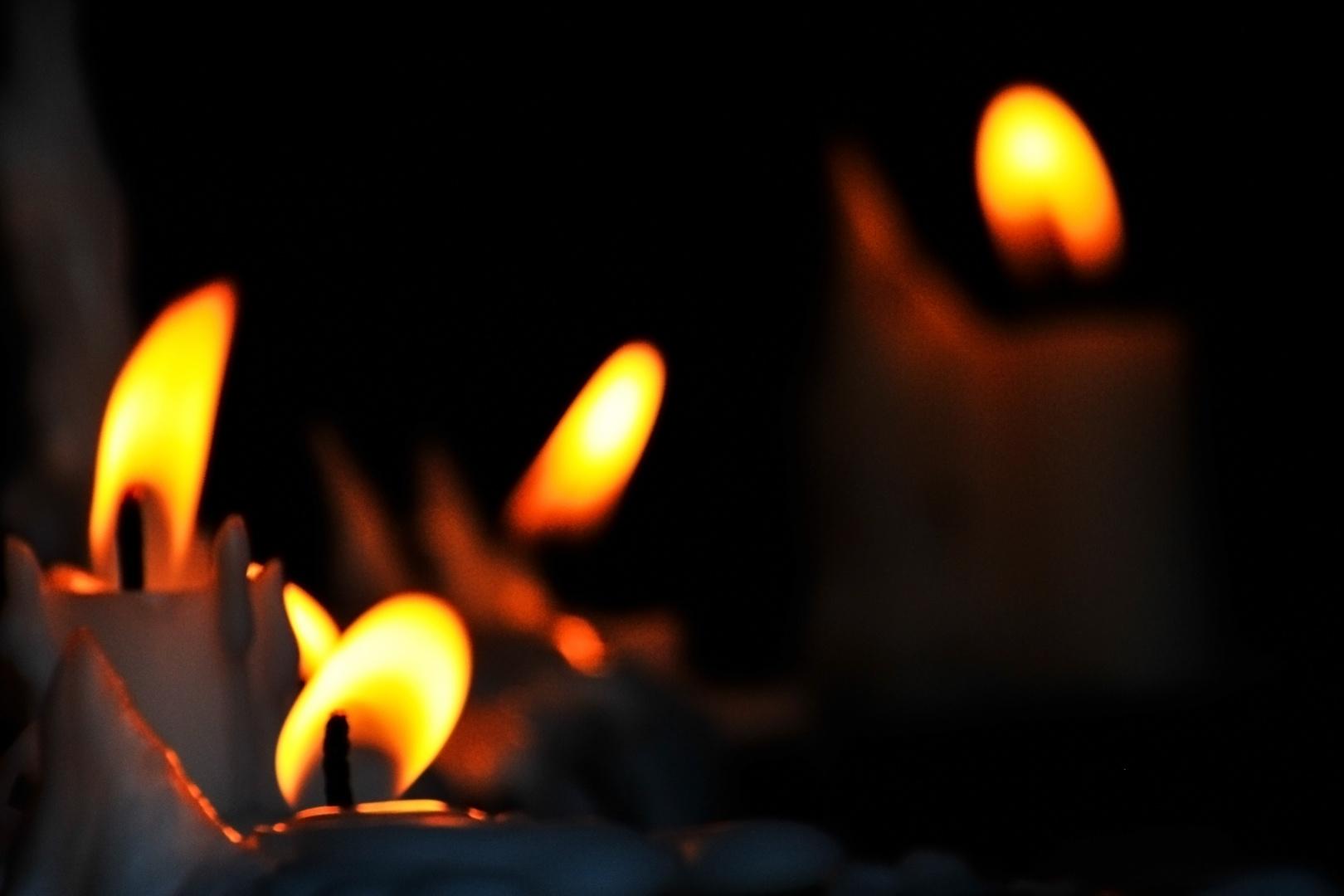 Kerzen für den Frieden KDL 2166
