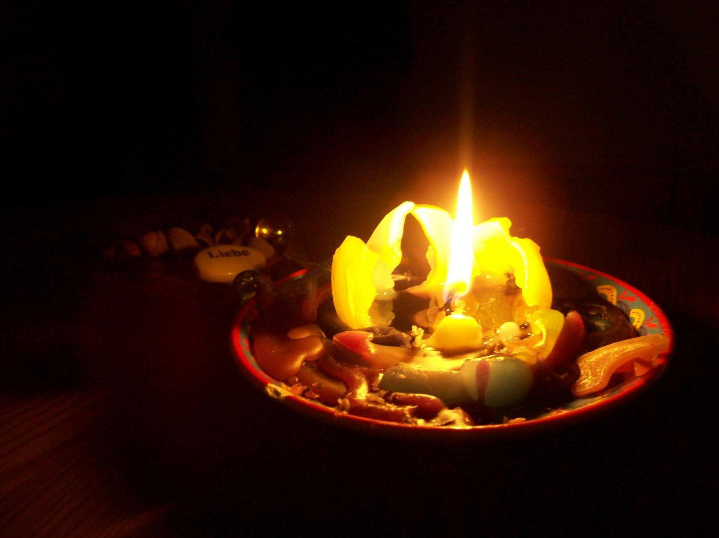 Kerzendämmerung