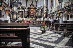 Kerzenkapelle  Kevelaer ....