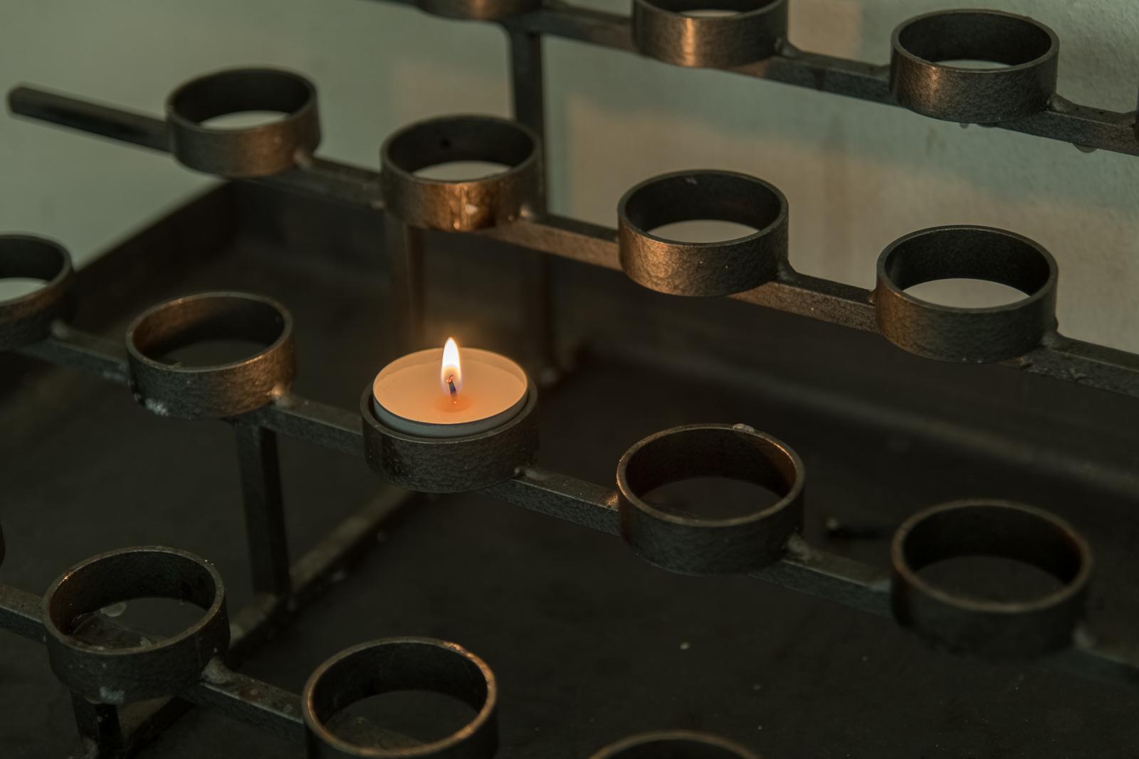 Kerzenopfer