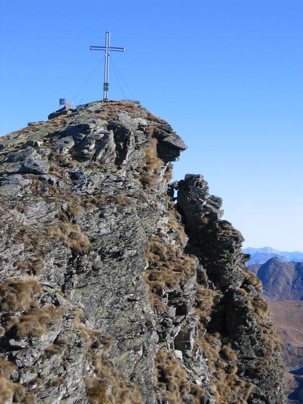 Kesseleck Gipfelkreuz