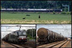 Kesselzug aus der Slowakei