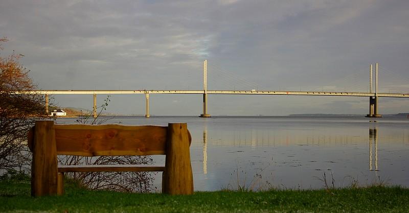 Kessock Bridge - Inverness ( Scotland )