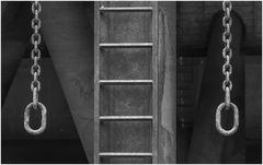 Ketten und Leiter