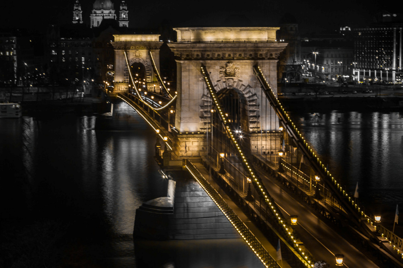 Kettenbrücke als CK