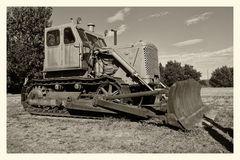 Kettentraktor T100
