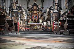 Kevelaer .... Kerzenkapelle