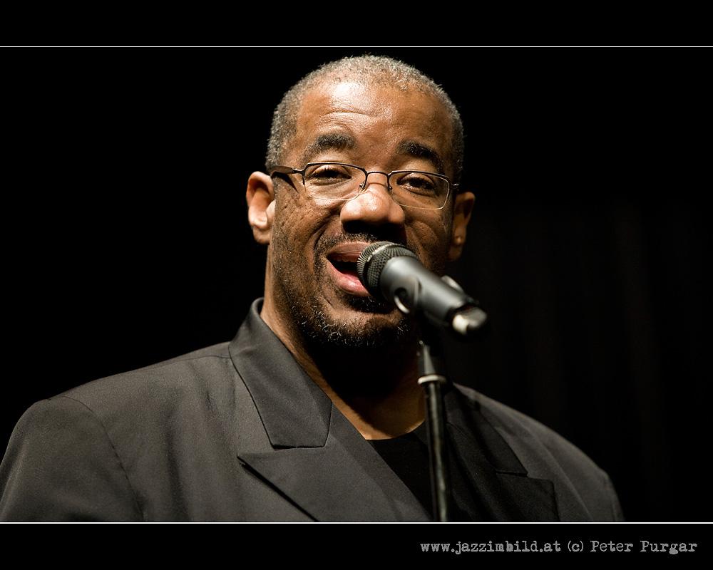 Kevin Mahogany | Jazzliebe 2010