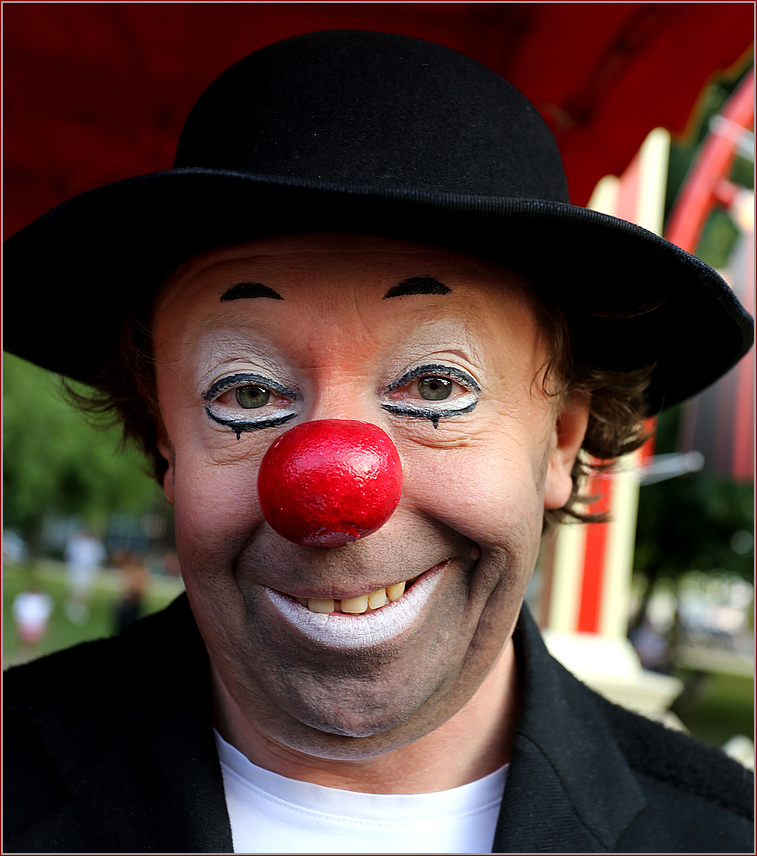 KGB Clown