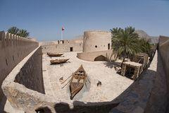 Khasab Fort in Musandam