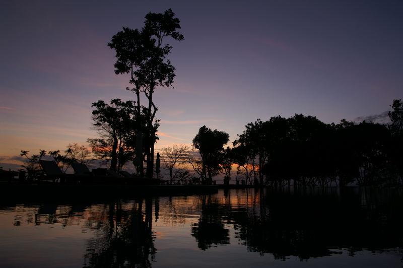 Kho Racha bei Sonnenaufgang