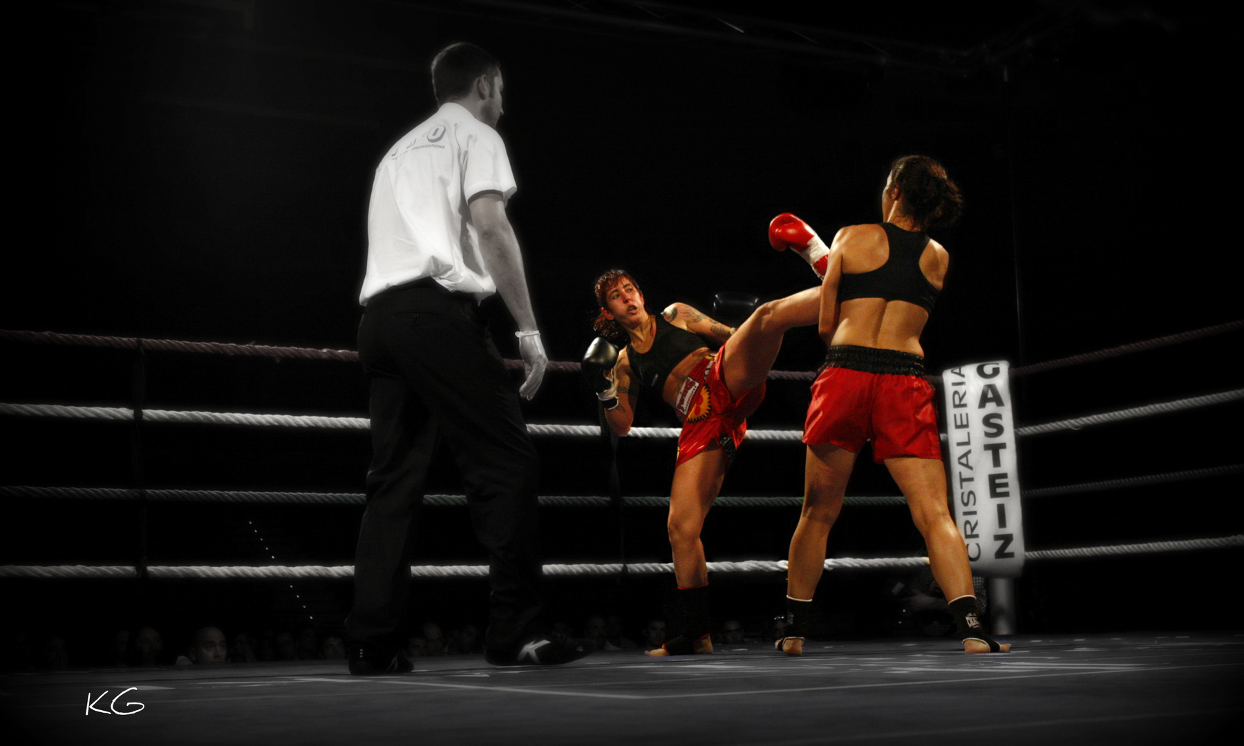 kick boxing vitoria