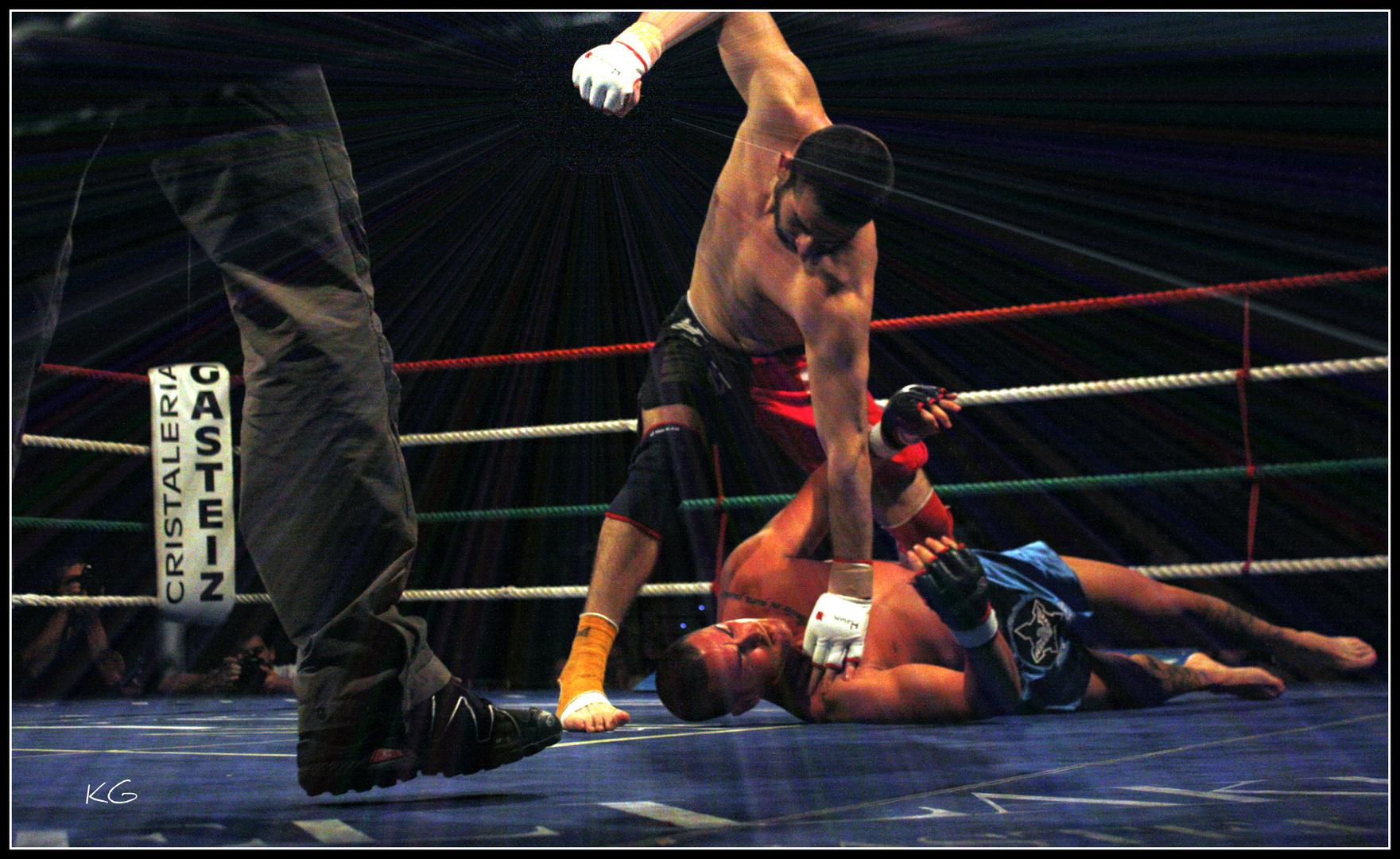 kick boxing ( VITORIA)