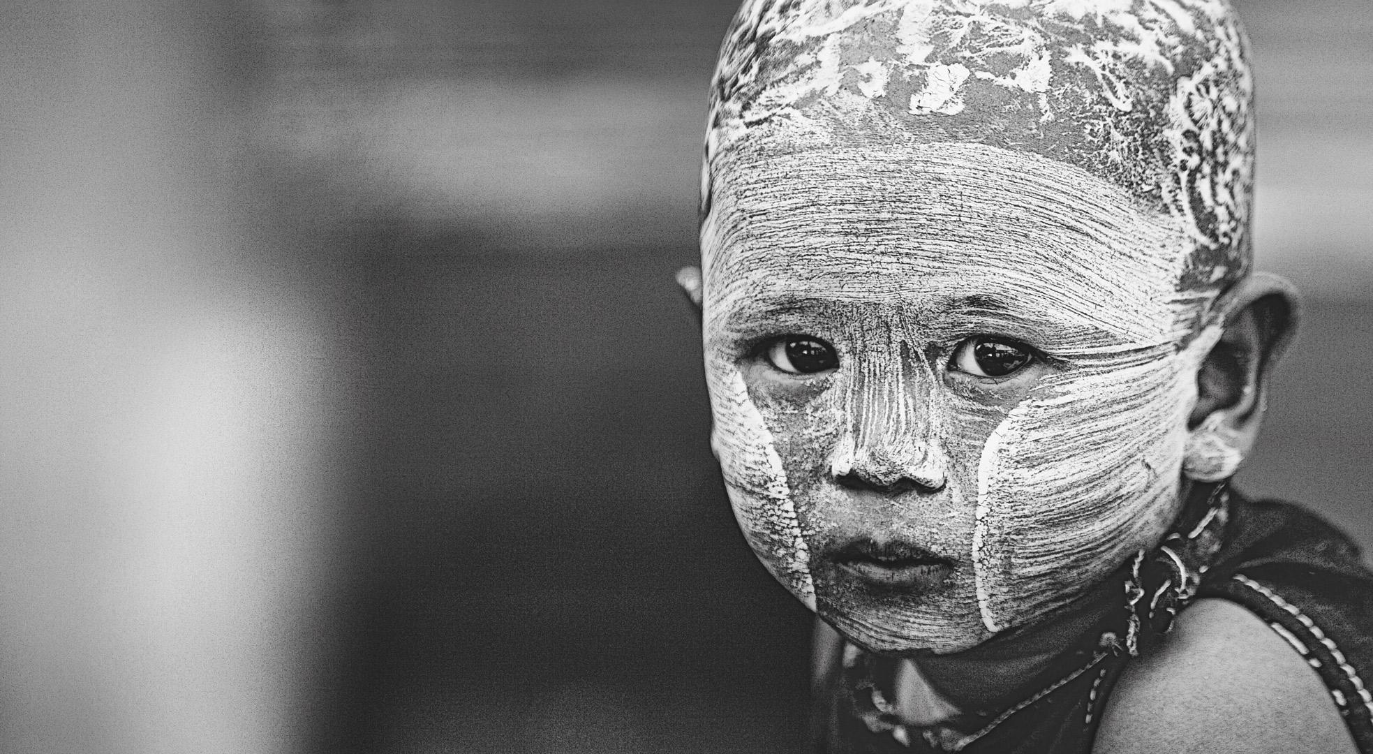 Kid, Yangon, Myanmar