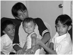Kids in Manila