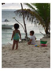 Kids in Paradies