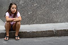 Kids on street