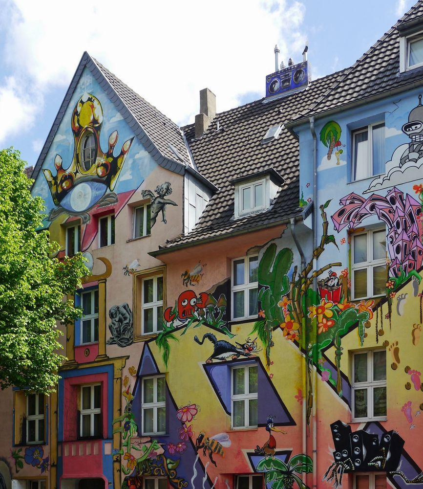 Kiefernstraße - die Künstler ...