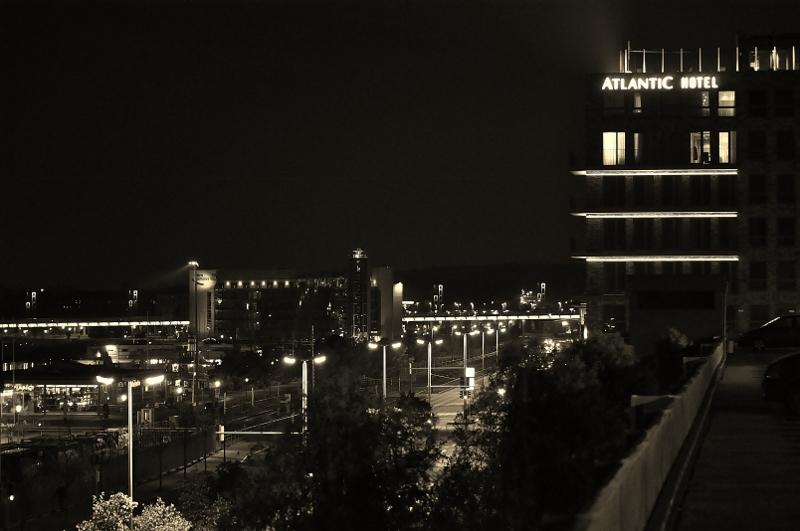 Kiel bei Nacht 1