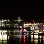 Kiel bei Nacht