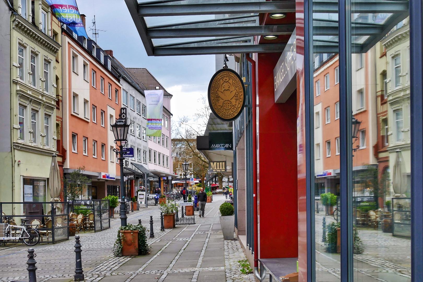 Dänische Straße Kiel