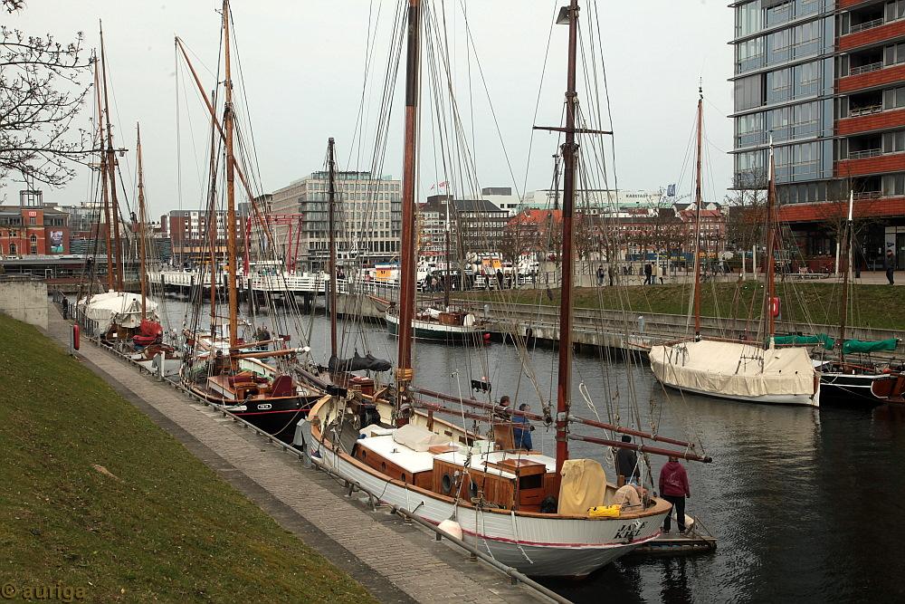 Kiel, Germaniahafen