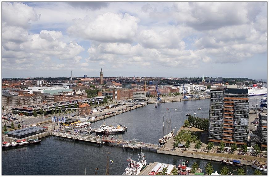 Kiel, Innenstadt