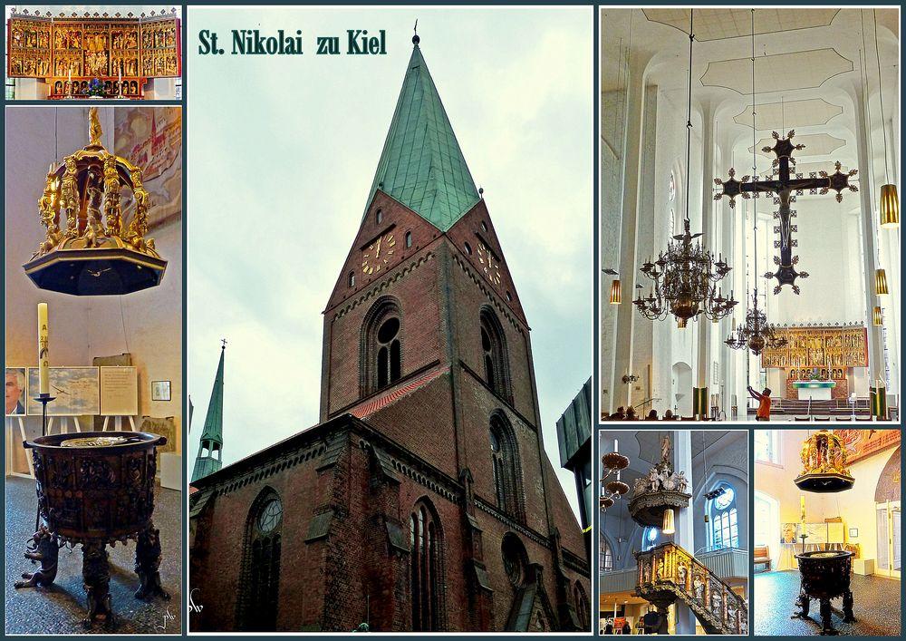 St Nikolai Kiel