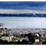 >>> Kiel X: Blick über Laboe <<<