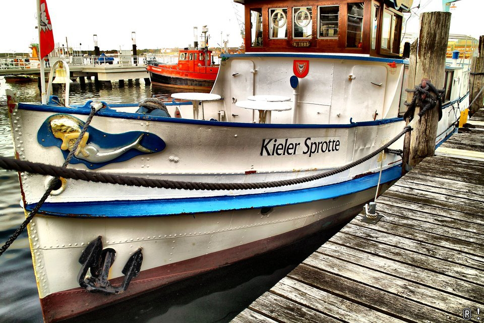 Kieler Sprotte! Foto & Bild   schiffe und seewege, verkehr