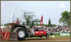 """Kiepenkerl 3"" beim Tractor Pulling"