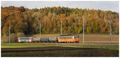 Kies hat Zukunft - Bahntransport auch...