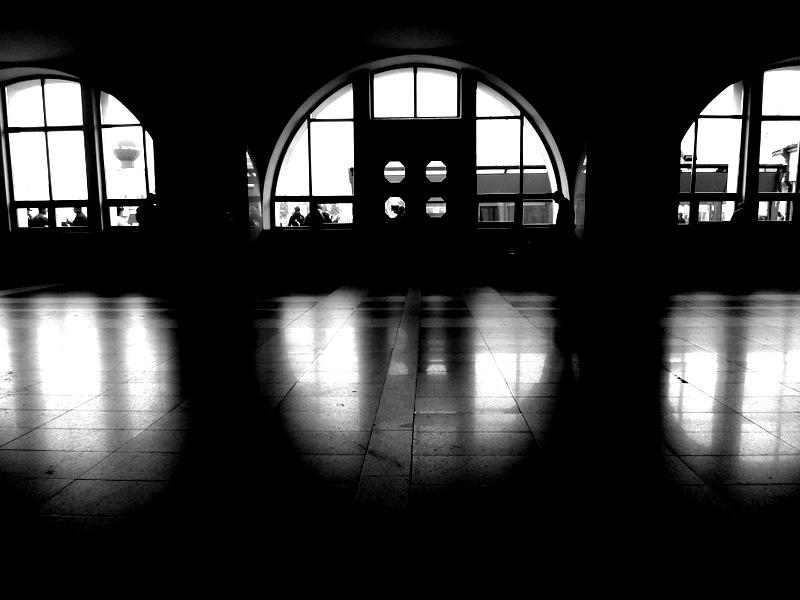 Kiev Passenger Railway Station
