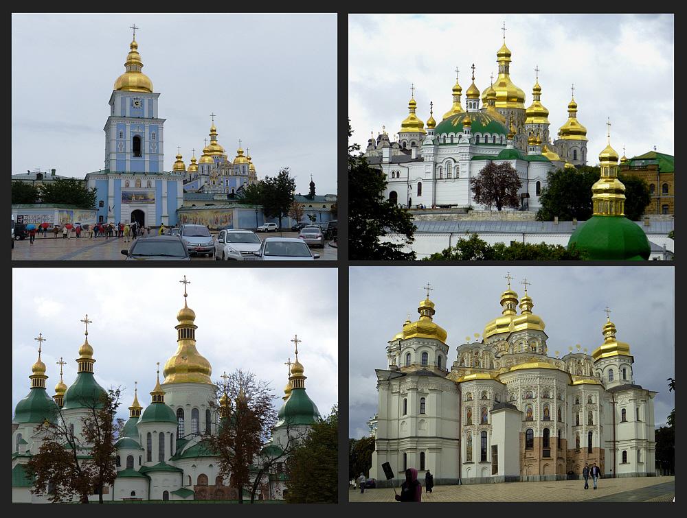 Kiews Kirchen