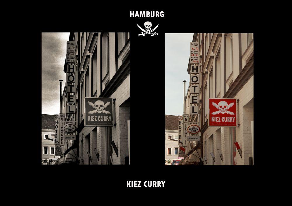 KIEZ CURRY *** HAMBURG
