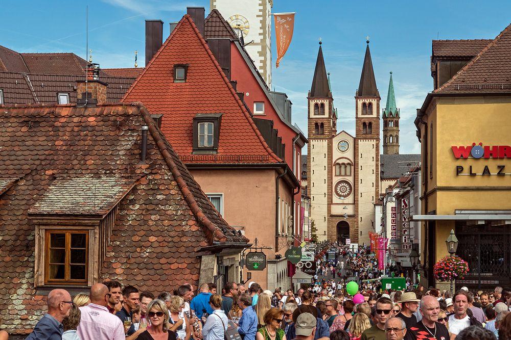 Kiliansdom in Würzburg