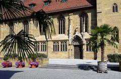 Kilianskirche, Sommer in der Stadt