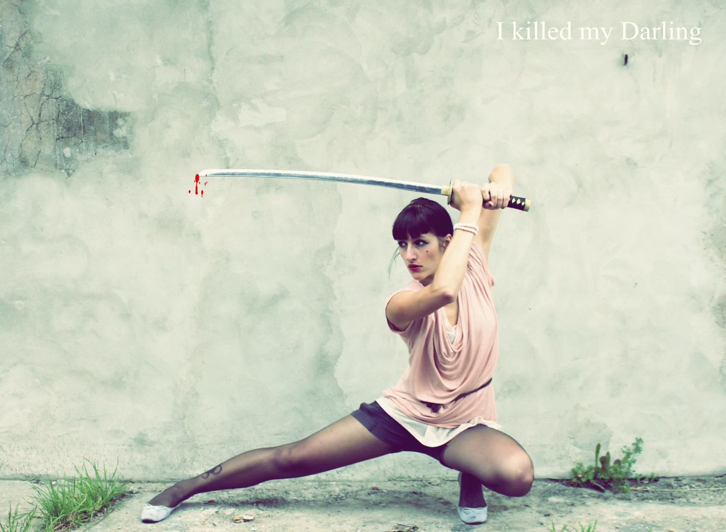 Kill my darling