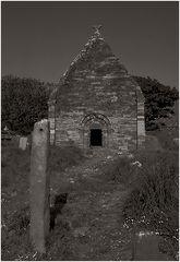 Kilmalkedar Church - Ireland