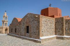 Kimistis tis Theotoku Griechisch-Orthodoxe Kirche in Askliplio